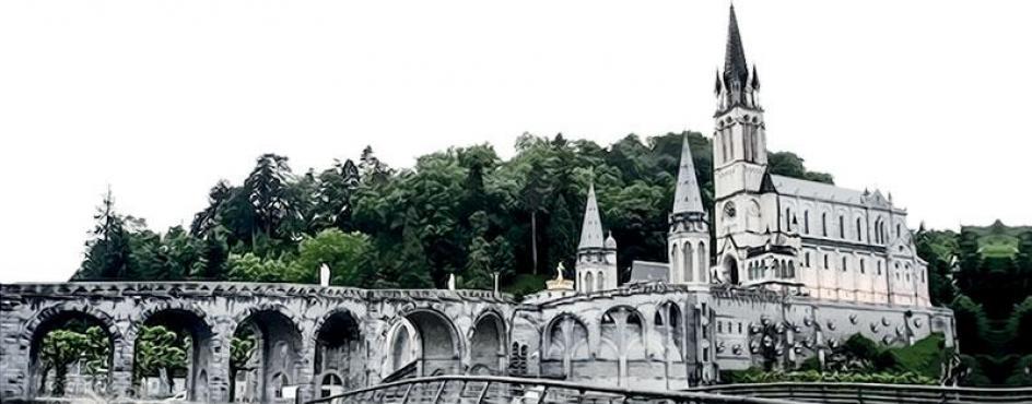 Immagine viaggio in Lourdes