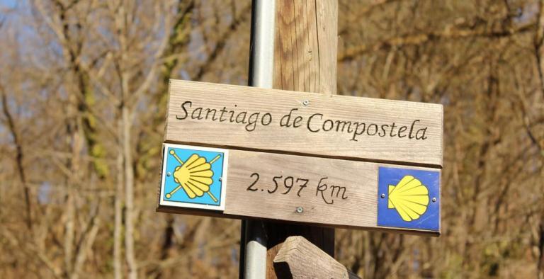Cammino Santiago de Compostela - 157 km da A Guarda