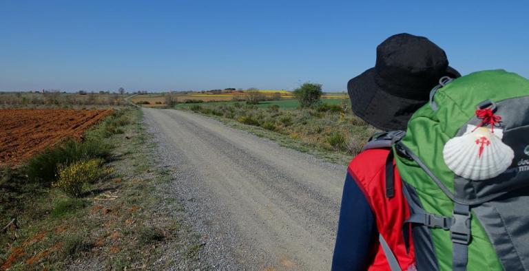 Cammino Santiago de Compostela - 152 km da O'Cebreiro