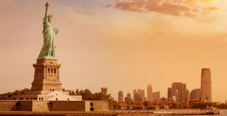 The big Apple: New York