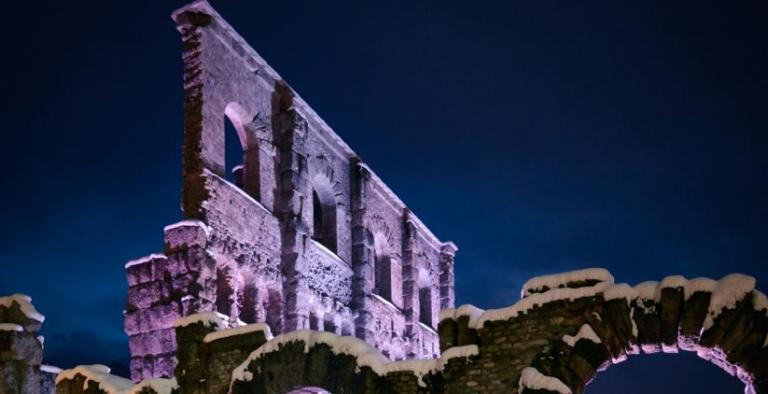 Lumi Toma Aosta winter Christmas 3