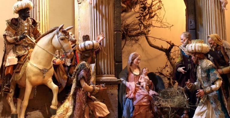 Napoli, Caserta e le Luci d'Artista a Salerno