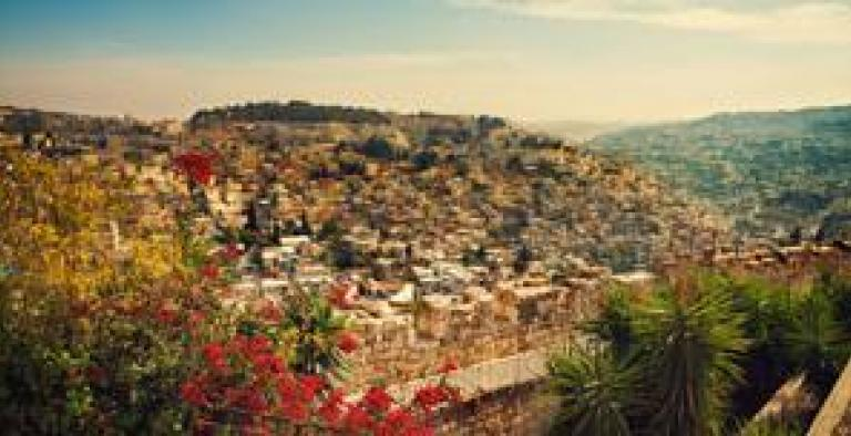Gerusalemme: Città senza tempo