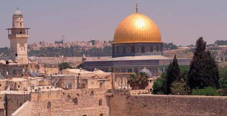 Gerusalemme - Città senza tempo