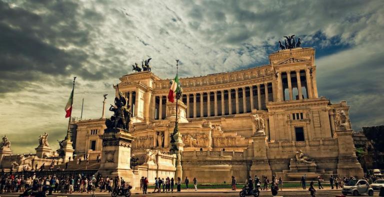 ROMA mai vista