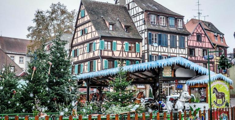 Mercatini di Natale in Alsazia e Foresta Nera