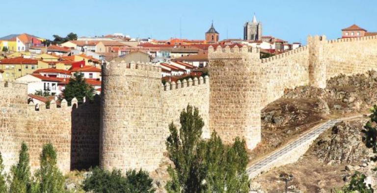 MADRID con Toledo e Avila