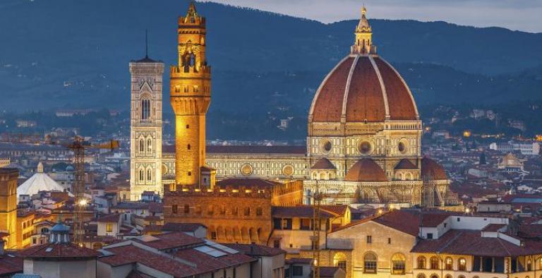 Epifania a Firenze
