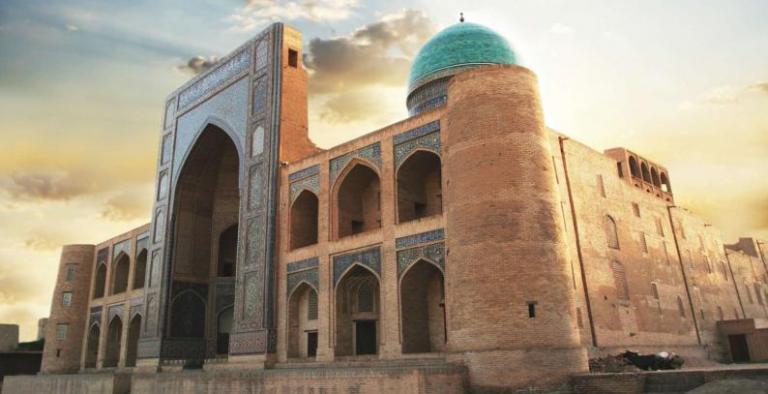 Uzbekistan min. 2 persone