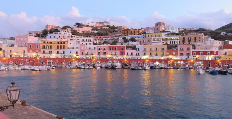 Riviera d'Ulisse e l'Isola di Ponza