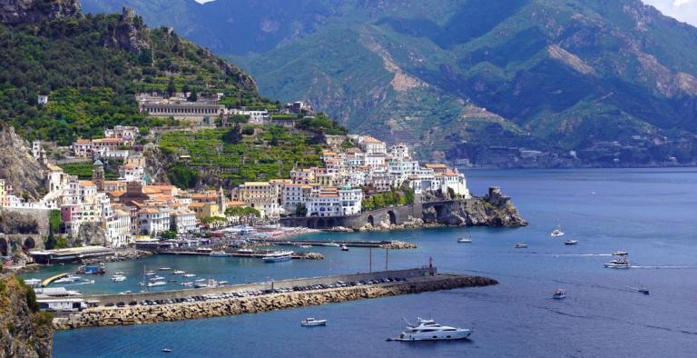 Campania. In viaggio con Orietta Nicolini