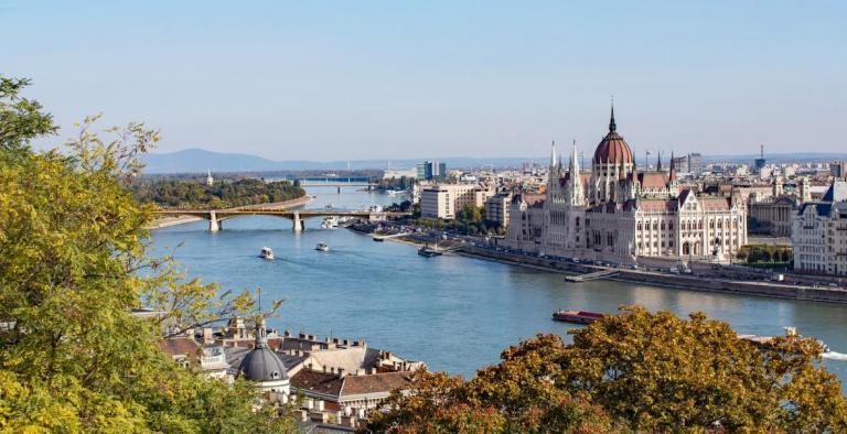 Budapest e l'Abbazia di Pannonhalma