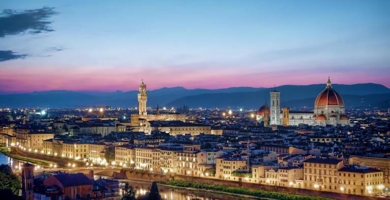 Firenze, i Medici, l'arte, la mercatura e le banche