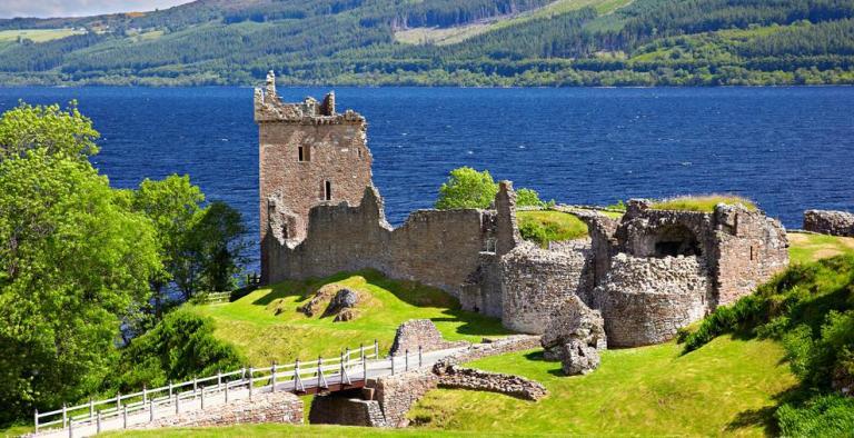 SCOZIA con l'isola di Skye