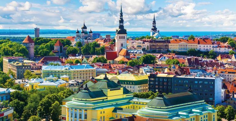 REPUBBLICHE BALTICHE: Estonia, Lettonia e Lituania