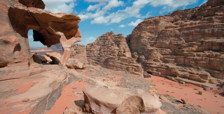 GIORDANIA: Sulle orme dei Nabatei