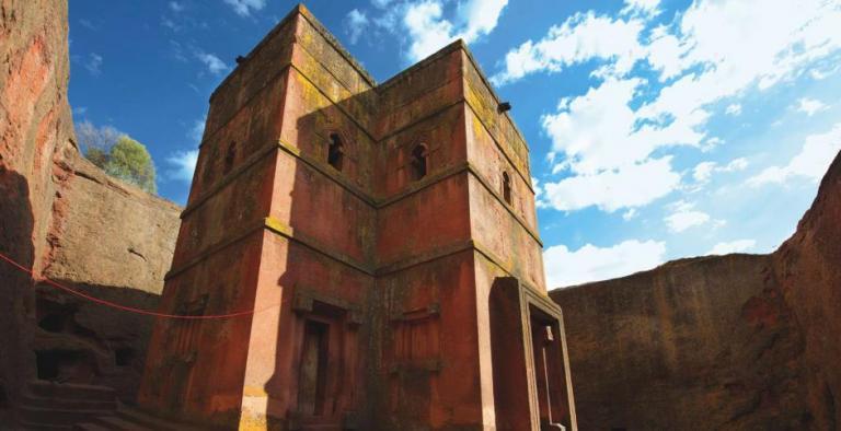 ETIOPIA Stupefacente cristianità in terra d'Africa