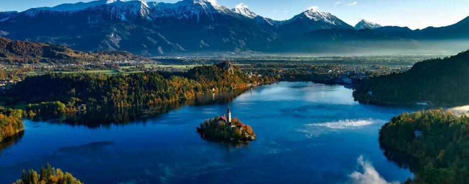 Slovenia e le sue bellezze