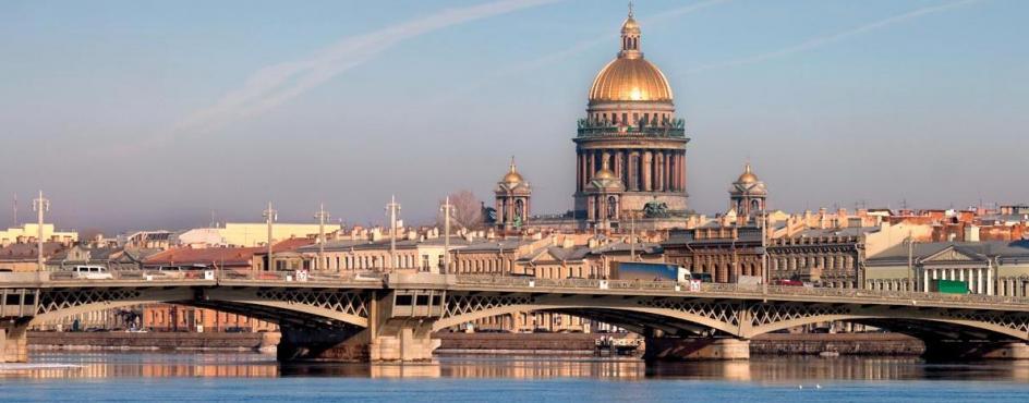San Pietroburgo il sogno dello Zar
