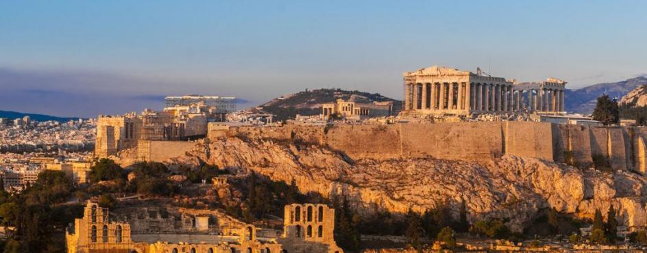 Grecia Gran Tour - min 2 persone