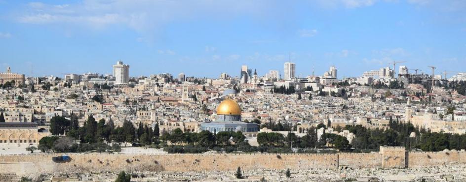 Minitour Gerusalemme e Mar Morto