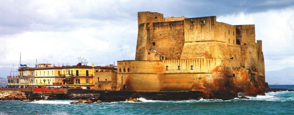 Costiera Amalfitana, Capri e Napoli con le sue gemme
