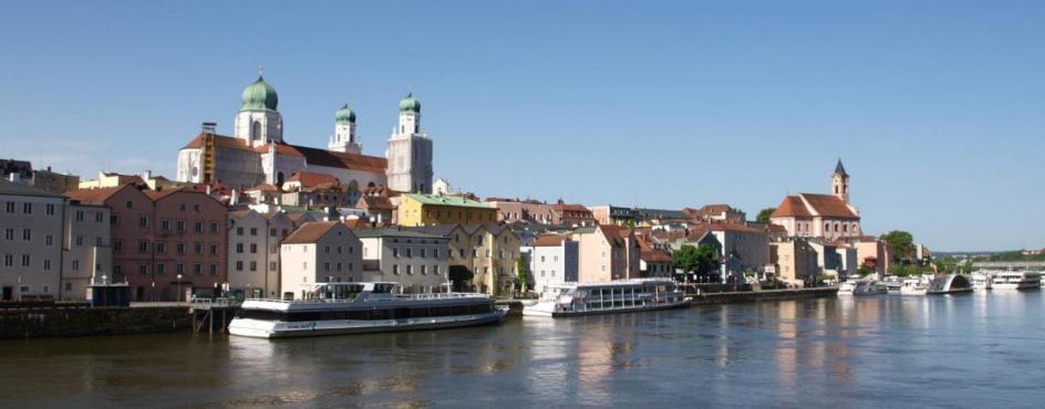 Navigando nel cuore dell'Europa DA MAINZ A BRATISLAVA e VIENNA