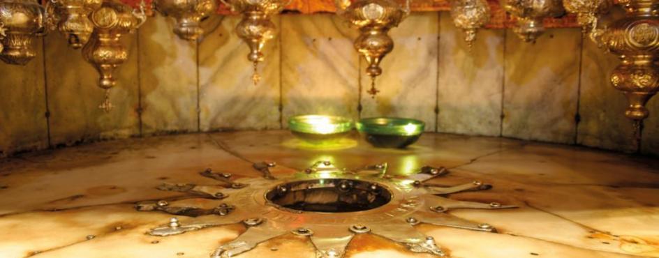 Terra Santa nel grembo della fede - Aereo