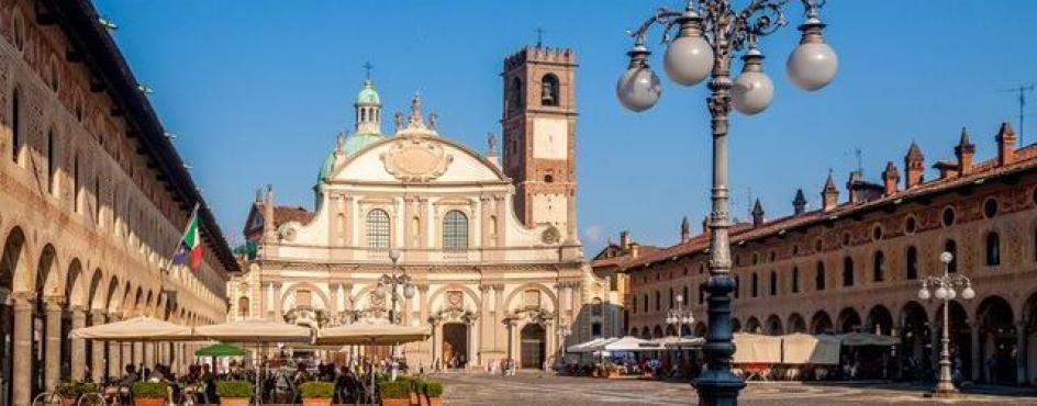 VIGEVANO E TOUR LOMELLINA