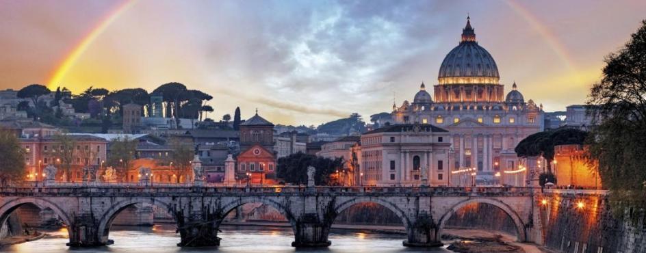 ROMA per l'Udienza di Papa Francesco