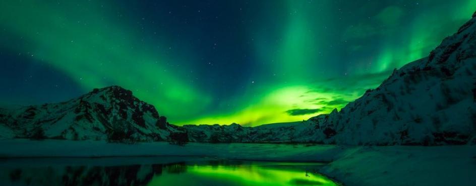 REYKJAVIK (Islanda) per cacciatori dell'Aurora Boreale