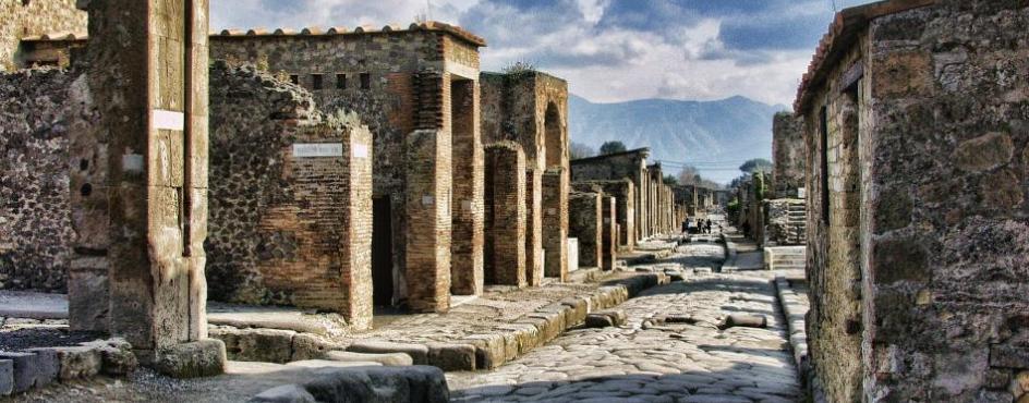 Napoli, Pompei ed Ercolano