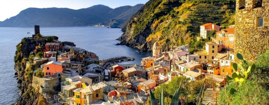 Liguria e Cinque Terre