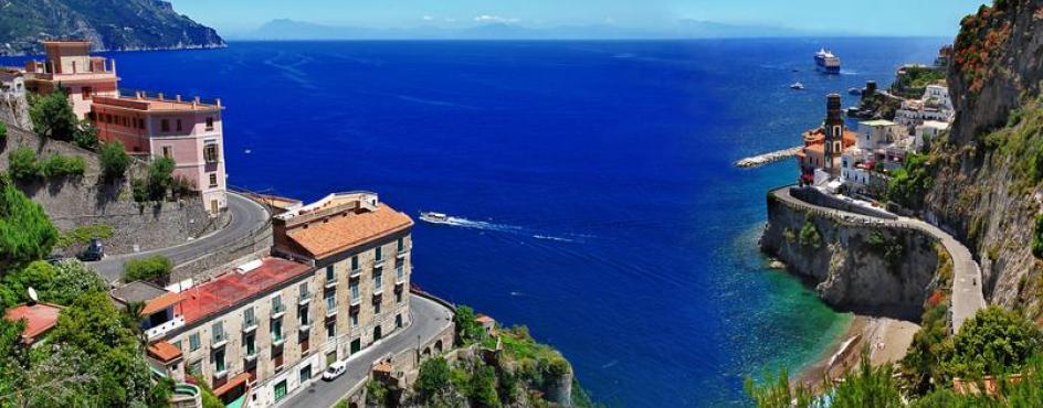 Costiera Amalfitana: Capri, Napoli, Pompei ed Ercolano