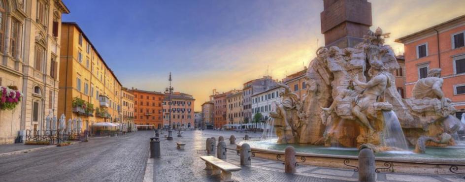 Roma mai vista. In viaggio con Orietta Nicolini