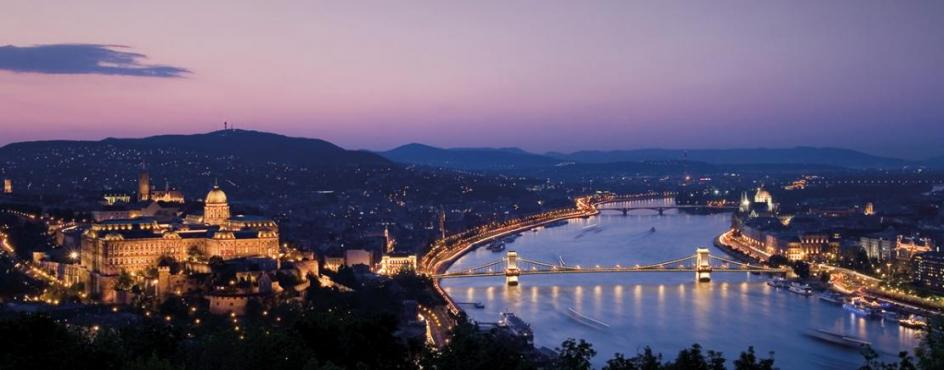 ABBAZIE d'UNGHERIA con BUDAPEST