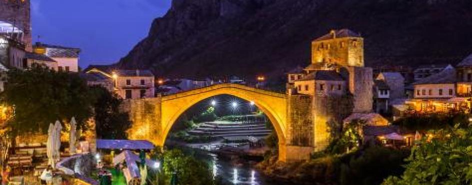 CROAZIA, BOSNIA-HERZEGOVINA e MONTENEGRO