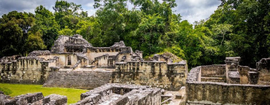 GUATEMALA Trionfo della natura e dei Maya