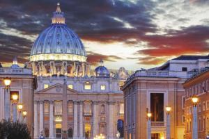 ROMA con l'Angelus Papale