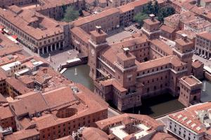 Nel cuore di Ferrara